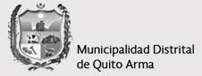 Municipalidad Distrital de Quito Arma