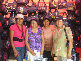 In this way, we support the Chincha community