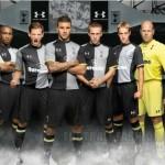 FIFA 13 introduces Tottenham Hotspur's new Under Armour shirt for Season 2012/2013