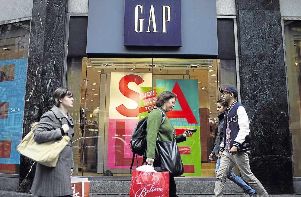 The American chain Gap has opened its first store in Mexico City, and plans a Latin American expansion that will take it to Colombia and Uruguay by the end of this year.